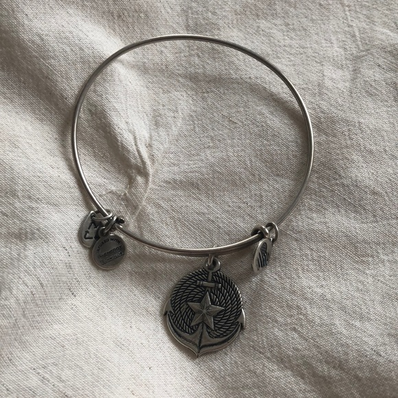 Alex and Ani Jewelry - Alex and Ani nautical bracelet